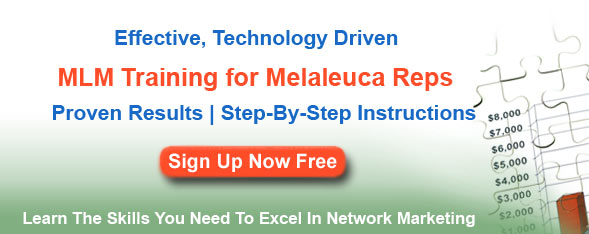 Effective, technology driven MLM training. Proven results, step-by-step instructions. Sign up now free.